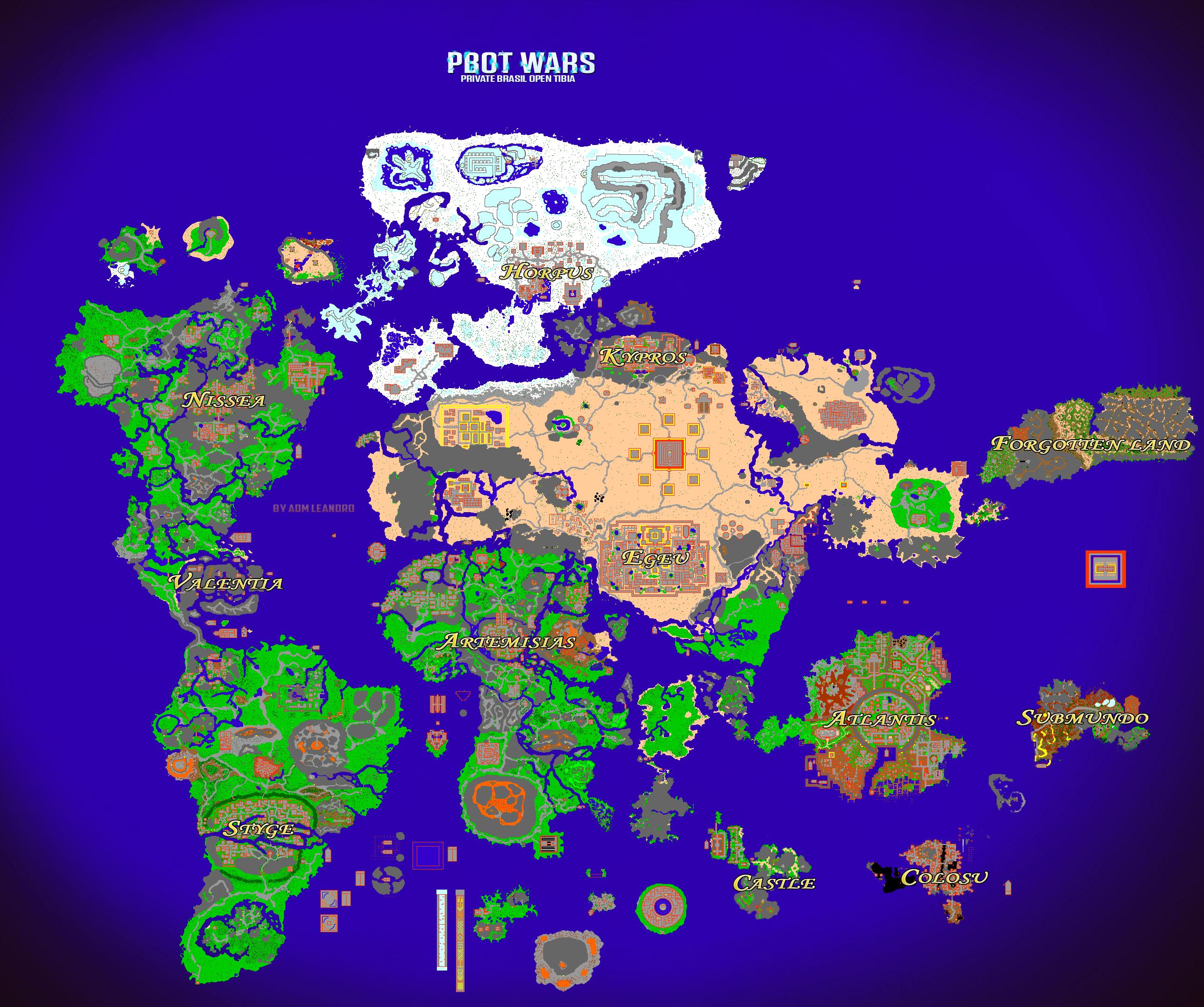 Tibia World Map.Tibia Mapa Staffgoogle